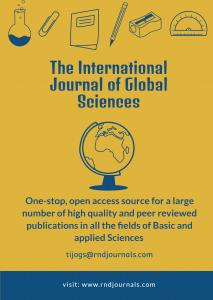 The International Journal of Global Sciences (TIJOGS)