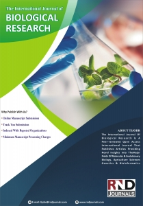 The International Journal of Biological Research (TIJOBR)